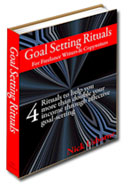 Goal Setting Rituals Guide