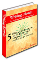 Writing Rituals